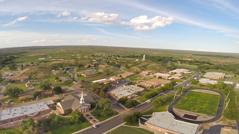 Boys Ranch aerial
