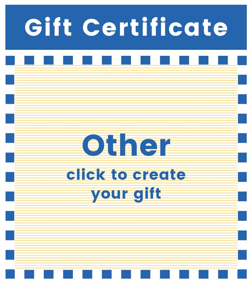 Click to create your own gift