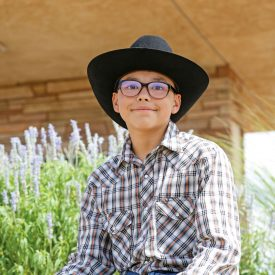 Jaiden: Discovering hope Youth learns the power of healing relationships