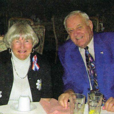 Lt. Col. & Mrs. Schaefer: A Lifetime of Commitment