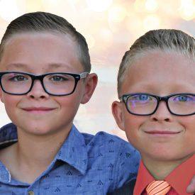 Joe & Josh: A precious gift