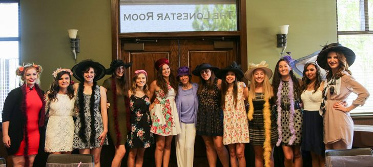 Annual senior tea celebrates Boys Ranch girls' accomplishments