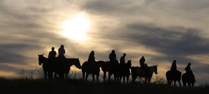 Prayer ride offers peace, belonging