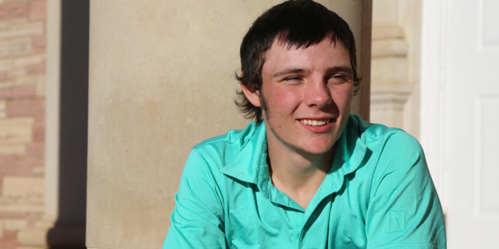 Alex: Faith restored At Cal Farley's, Alex found a renewed purpose