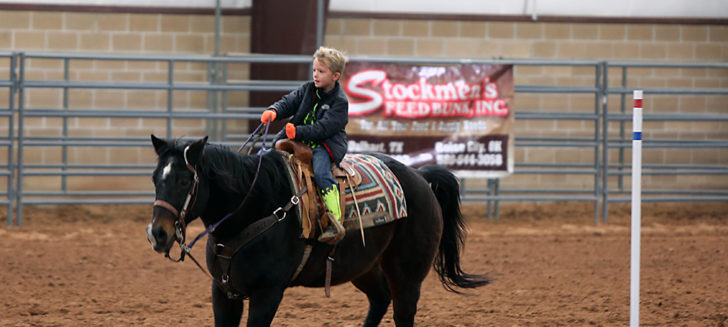 Boys Ranch hosts winter rodeo series