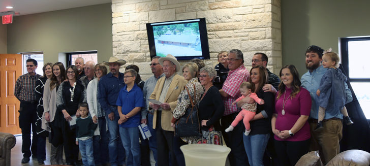 Cal Farley's dedicates 28th home at Boys Ranch