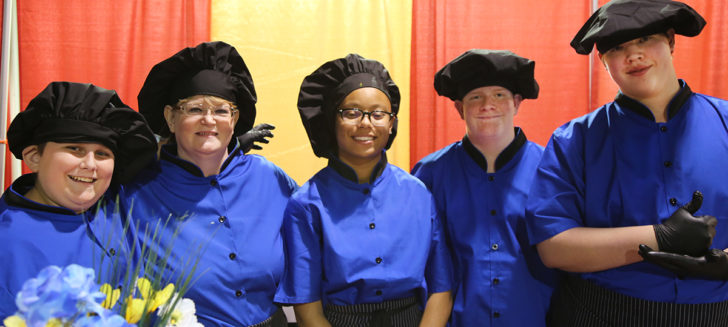 Boys Ranch youth cook up 2nd place finish in culinary competition