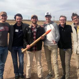 Cal Farley's hosts Texas Tech rocketry team