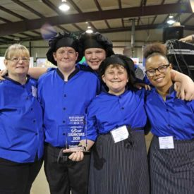 Boys Ranch youth dish out success at culinary competition
