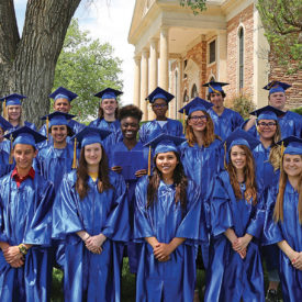 Service, ceremony recognize Boys Ranch graduates' achievements