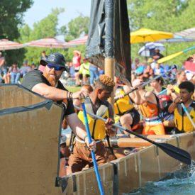 Cal Farley's 11th annual cardboard boat races