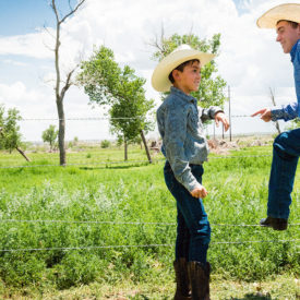 Family comes first for Carter at Boys Ranch Rodeo