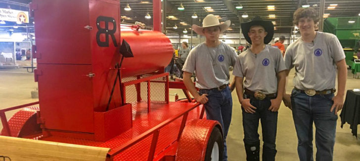 FFA Tri-State Fair win goes to Boys Ranch youth