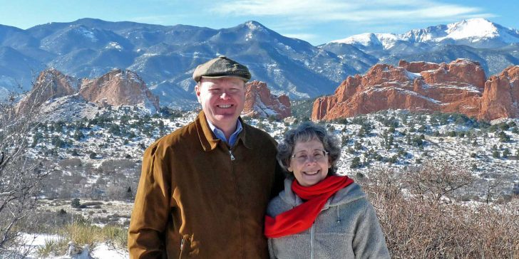 The Hords: A legacy of giving Tom & Nancy Hord continue a tradition of giving