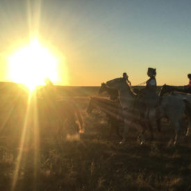Boys Ranch youth take time to reflect