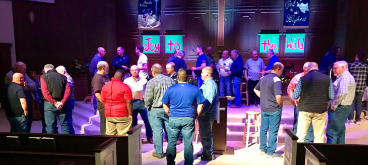 Cal Farley's Boys Ranch Chapel holds men's prayer gathering