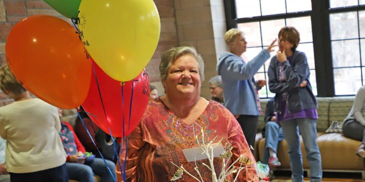 Rita Brinkmann retires