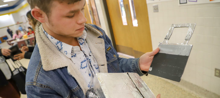 Boys Ranch youth build pinhole cameras
