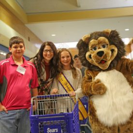 Area Lions shop with Cal Farley's residents in annual tradition