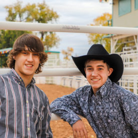 Kadan and Jonny: Boys Ranch youth to compete at national rodeo