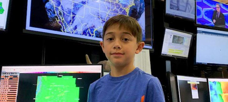 Boys Ranch youth places second in National Weather Service contest