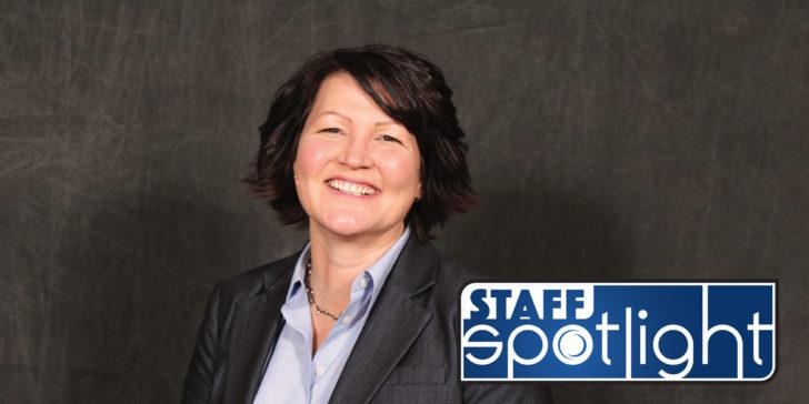 Staff spotlight: Michelle Maikoetter
