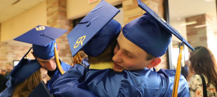 Fifty Boys Ranch seniors shine bright as they receive newly inked diplomas