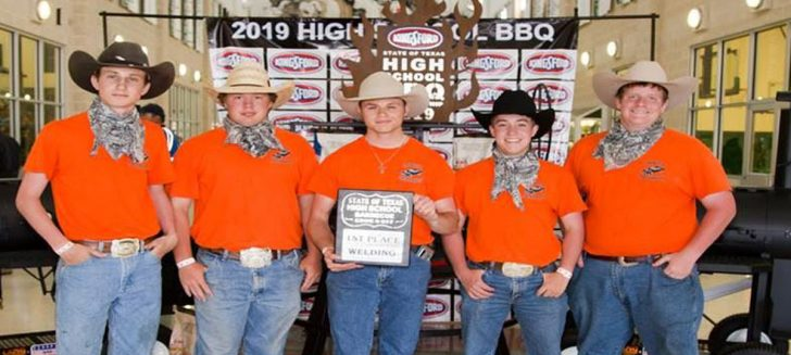 Boys Ranch team wins top award at state BBQ contest