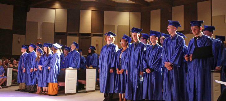 Baccalaureate service honors Boys Ranch Class of 2019