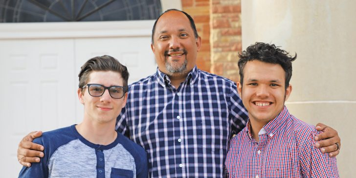 Jerrod and Joseph: Repairing moral compasses