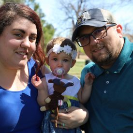 Hollie: Alumna finds forever home in Texas