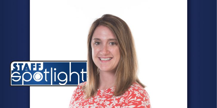 Staff Spotlight: Chloe Hewitt