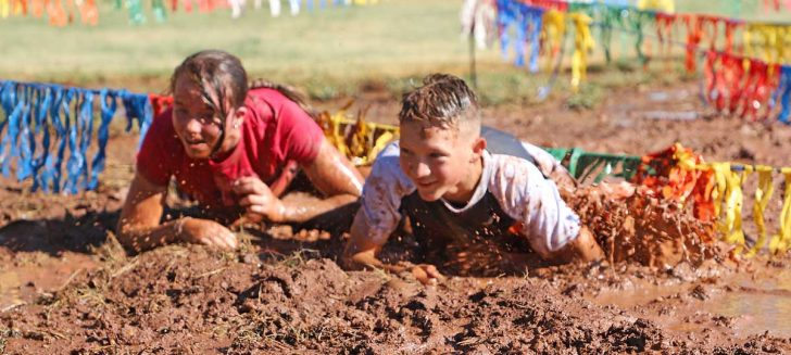 Boys Ranch Gauntlet Race filled with fun and fellowship