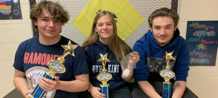 Young designers from Boys Ranch win innovation award at area contest