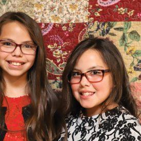 Faithlynn & Nevaeh: The best gift of all