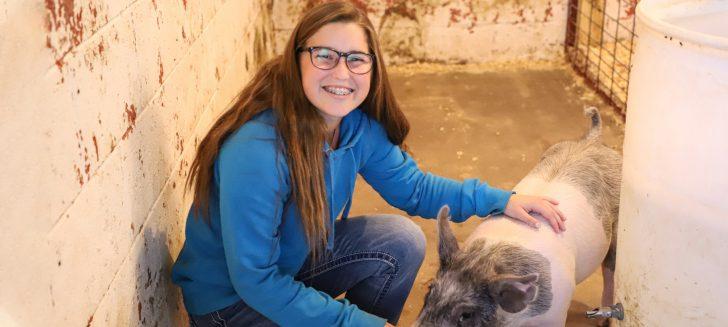 Boys Ranch youth preparing show animals to kick off busy fair season
