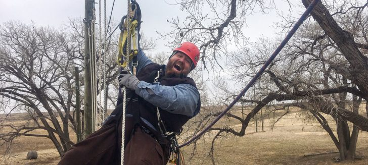 Boys Ranch staff training and certification keeps kids who climb safe