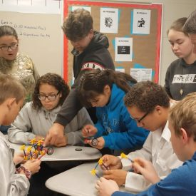 Project-based learning helps Boys Ranch students thrive in the classroom