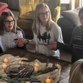 Girls retreat helps Boys Ranch teens find identity in Christ