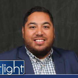 Staff Spotlight: Ray Martinez