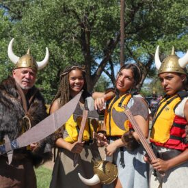 Annual Cardboard Boat Races draw record number of entries