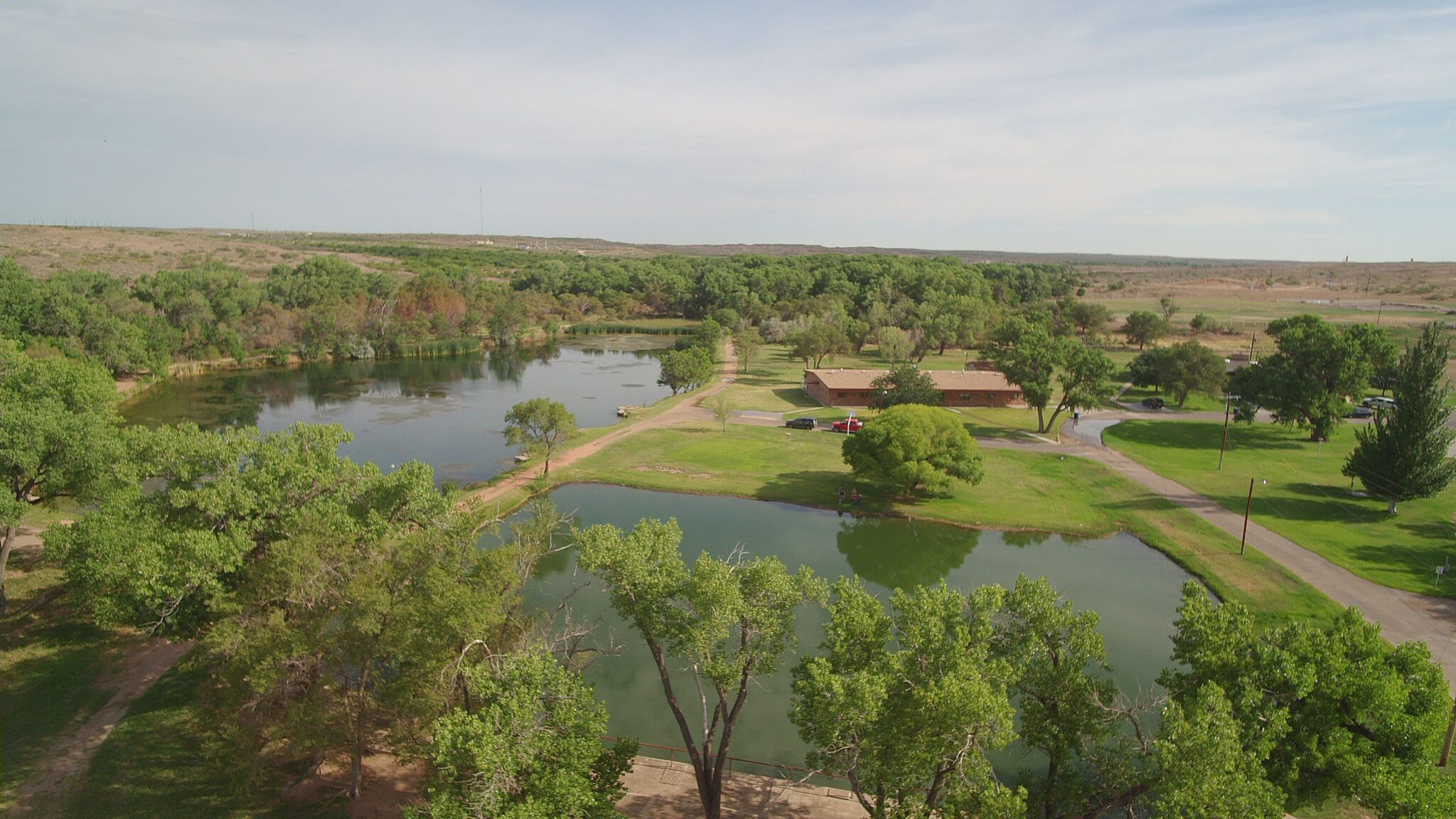Ponds at Boys Ranch