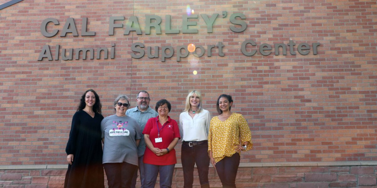 Alumni Support staff who mentor alumni in their transition to adulthood