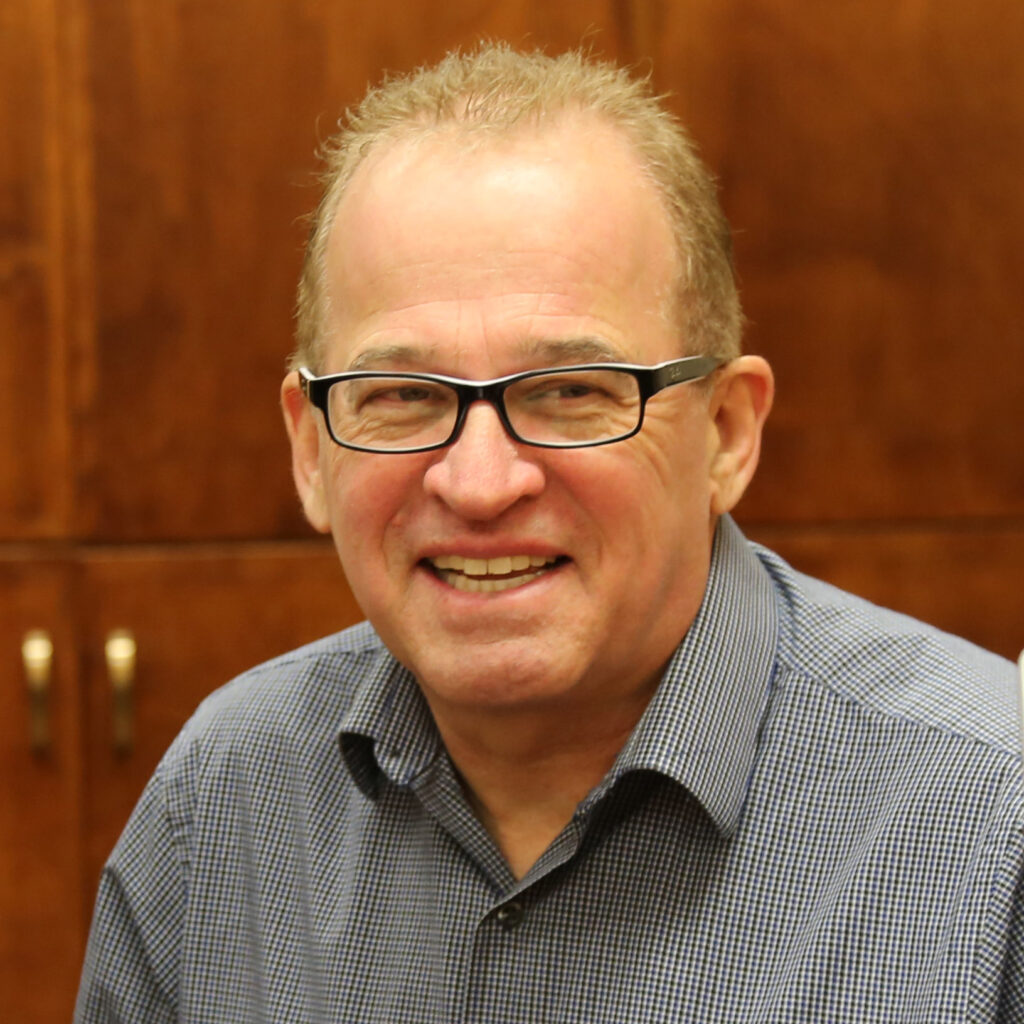 Don Hipp - Director of the Transitional Living Program